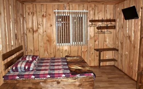 Спальня номера Люкс-Плюс